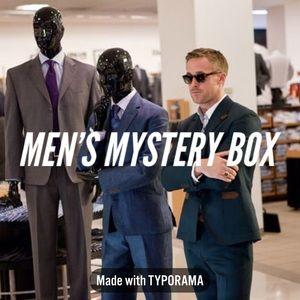 Other - Men's Mystery Box Resellers Box Medium and Large